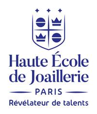Logo de la Haute École de Joaillerie de Paris